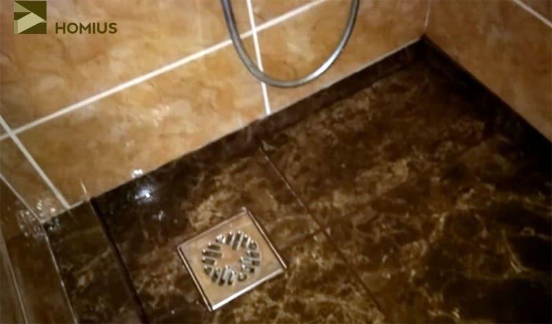 Долой лишние траты: душевая кабина в ванной за 2 дня