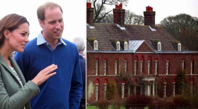 """""""Скромные"""" дворцы внуков Британской королевы: общежитие для наследных принцев"""