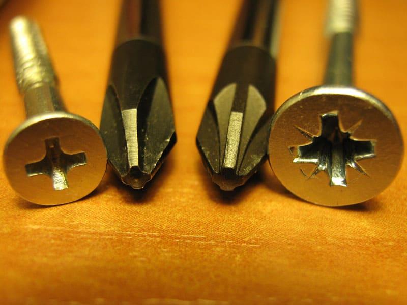 Главное помнить – правильно подобранная по размеру бита в разы снижает риск срыва шлицов