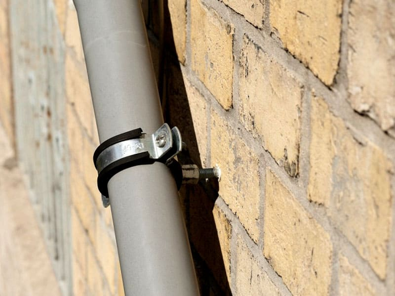 Крепёжный тип применяется именно для фиксирования положения трубопровода