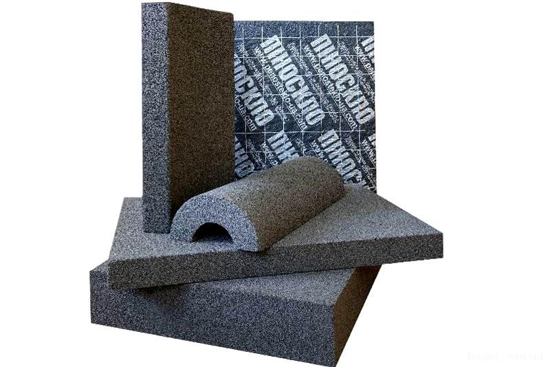 За счёт высокой пластичности пеностекло может использоваться для утепления любых объектов