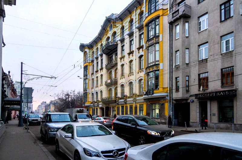 Квартира Владимира Познера