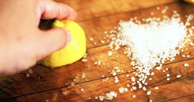 Ядрёная смесь очистить поверхность от микробов и бактерий