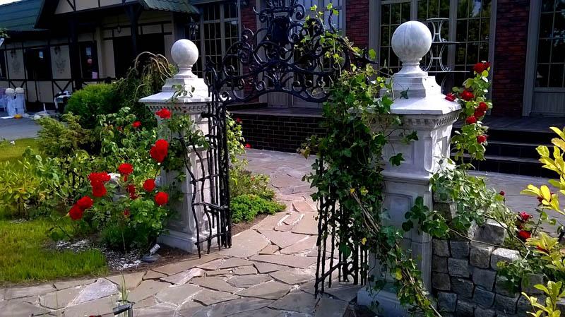Создание прекрасного сада и парка: изучаем малые архитектурные формы, их виды и применение