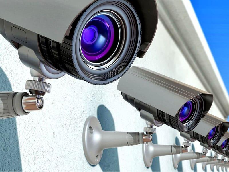 Подключение системы видеонаблюдения