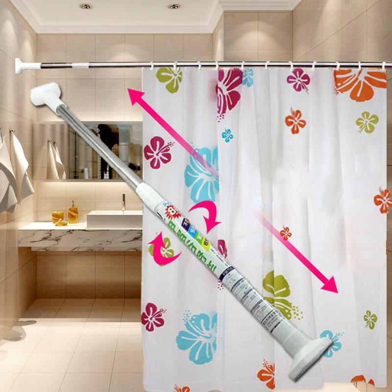 Карниз-телескоп для ванной