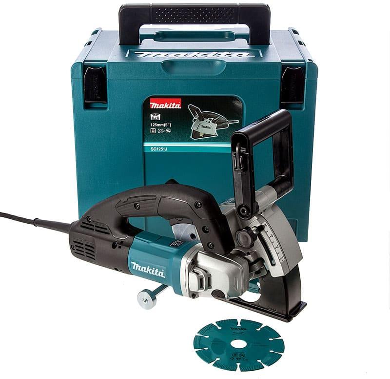 Makita SG 1251J – мощность, надёжность, качество