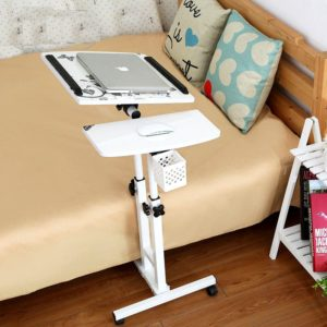 Неожиданный поворот в мире технологий: инновационный столик для ноутбука теперь доступен всем