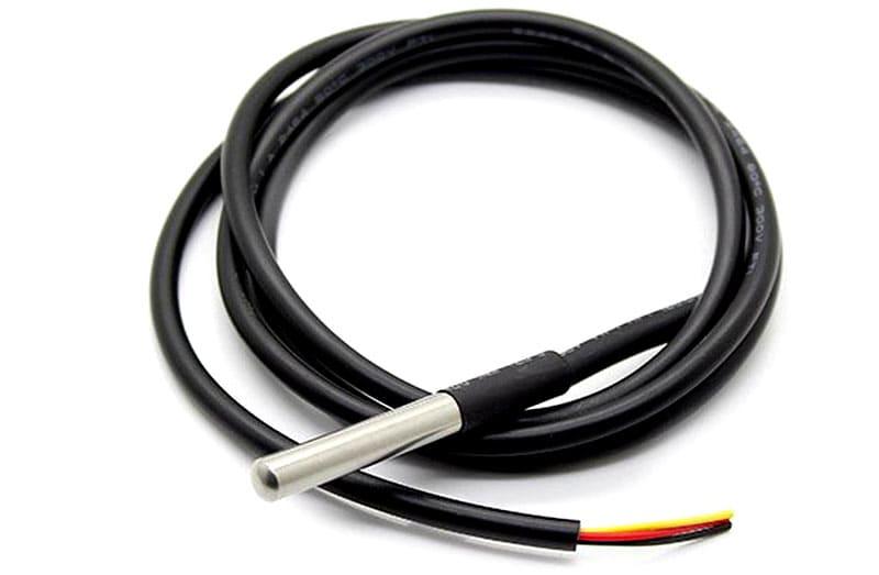 Терморезистивный датчик прост, удобен и обладает высокой точностью