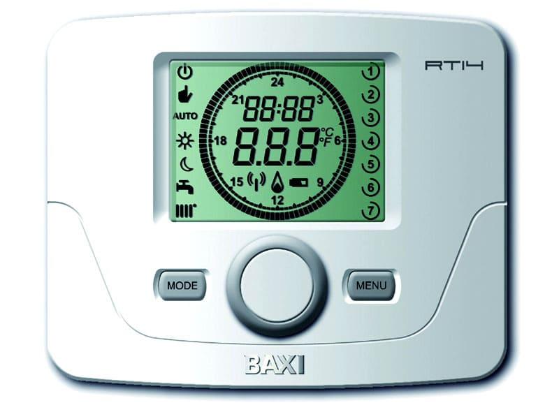 Терморегулятор при правильной настройке может стать составной частью «умного дома»