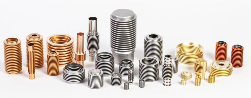 Сильфоны применяются не только в терморегуляторах, но также во многих областях промышленности и техники