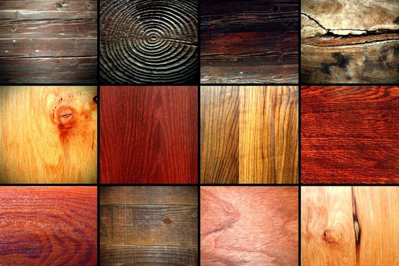 Используя такие породы деревьев можно создавать не только мебель и материалы для обшивки дома, но и декоративные элементы