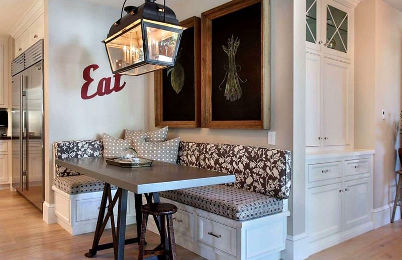 Можно подобрать угловой диван под любые размеры свободного пространства и планировки