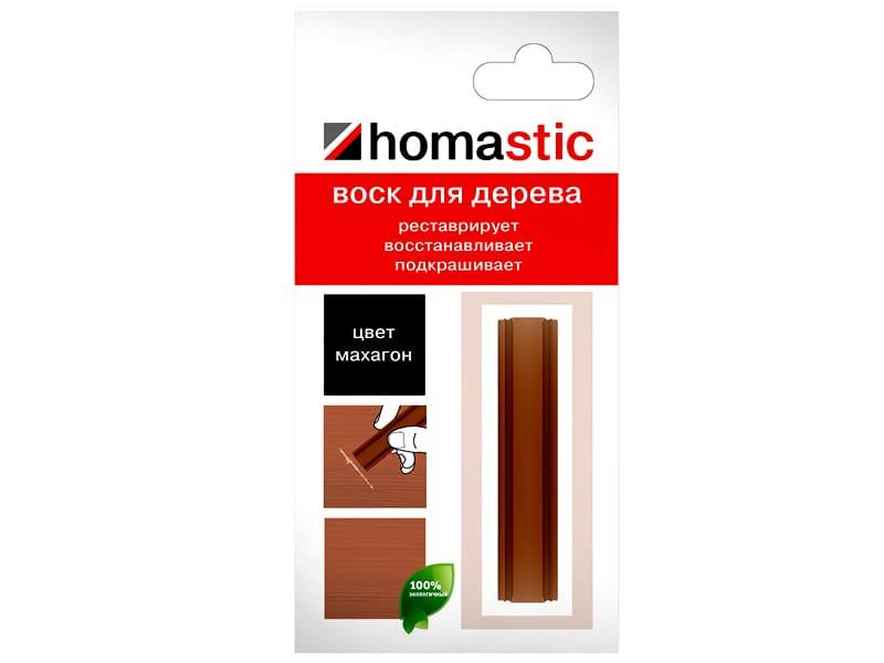 Homastic – качественный воск, необходимый в повседневной жизни