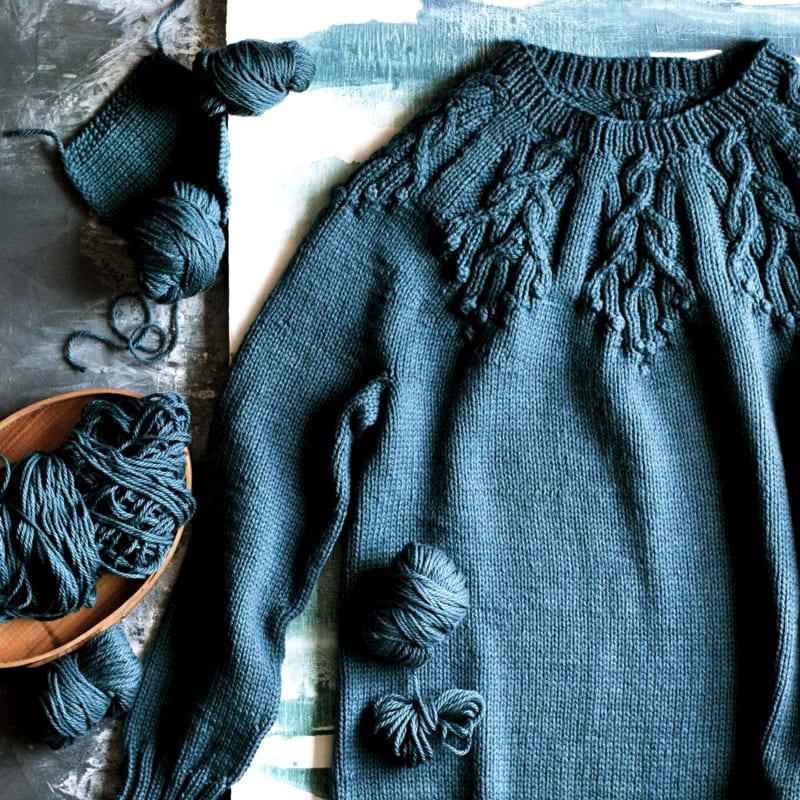 10 потрясающих вещей из старого свитера