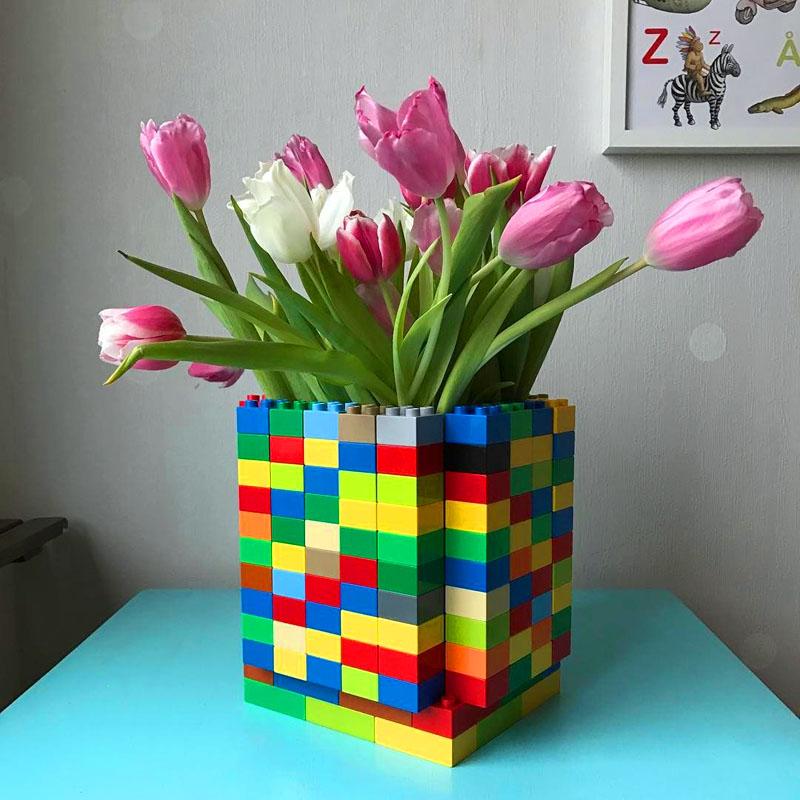 20 гениальных идей использования Лего