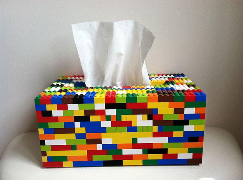 ФОТО: lh3.googleusercontent.com Необычная коробка для упаковок с бумажными салфетками