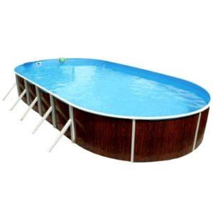 Жёсткий бассейн «Azuro 407DL»