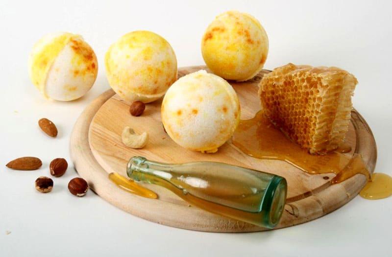 ФОТО: goods.ru Медовые шарики подтягивают кожу