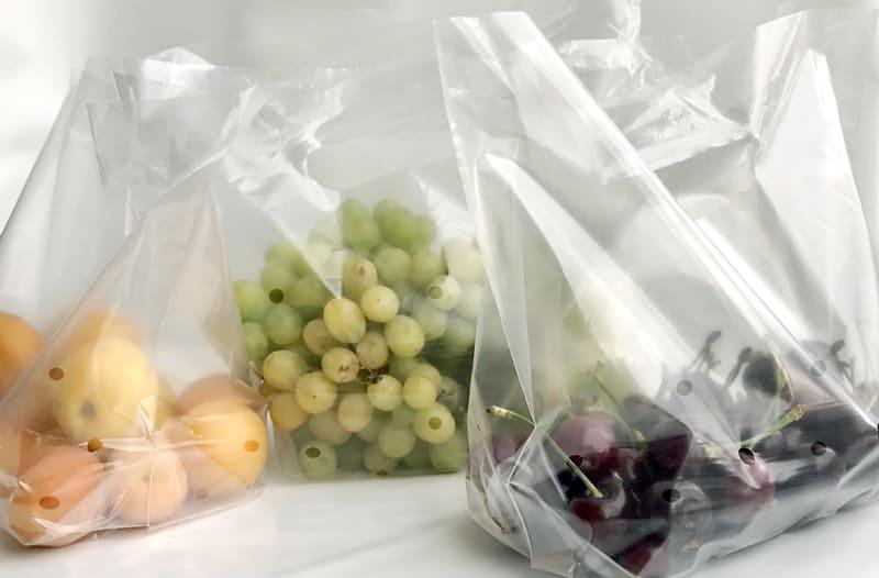 Целлофан используется для упаковки пищевых продуктов