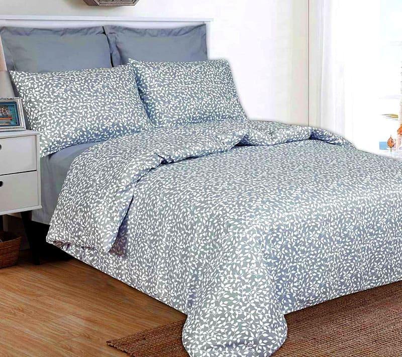 Для производства постельного белья вискоза используется в смеси с натуральным хлопком