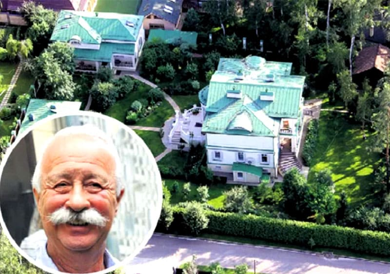 Дом Леонида Якубовича