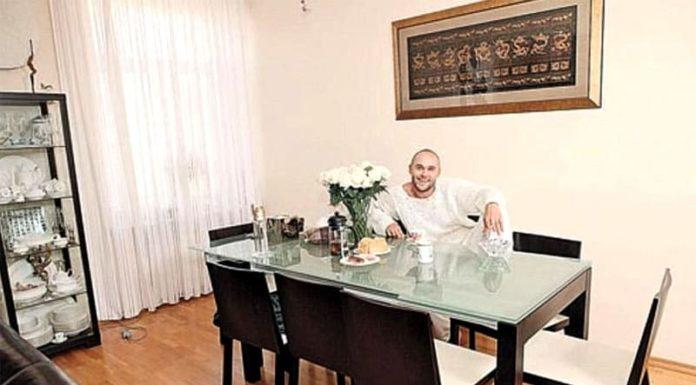 Молодой, влюблённый и счастливый: где живёт любимец женщин Максим Аверин