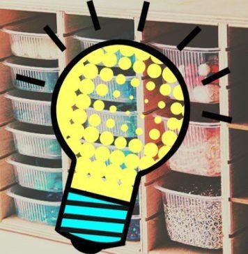 Идеи для хранения мелочей