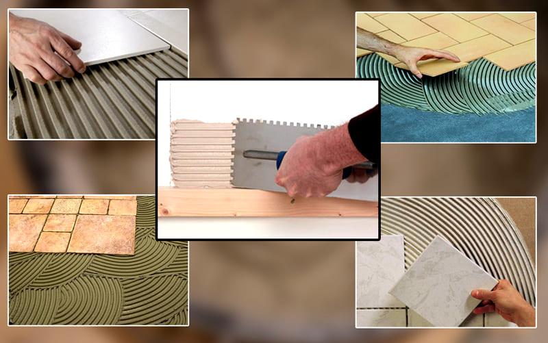 ФОТО: monopole-ceramica.ru Правильный подбор клея важен не менее, чем расчёт и приобретение самого отделочного материала