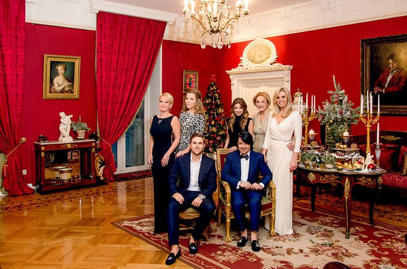 Дом с историей: роскошный дворец Валентина Юдашкина