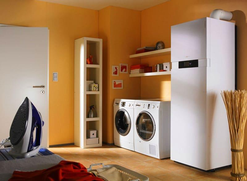 ФОТО: koffkindom.ru Для одновременного нагрева воды и воздуха нужно приобретать многофункциональный, двухконтурный котёл