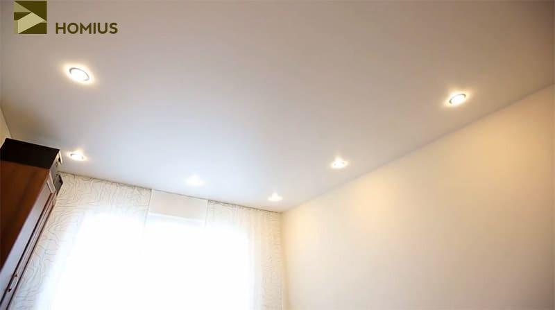 Вот такой вид приобрела комната после расстановки мебели