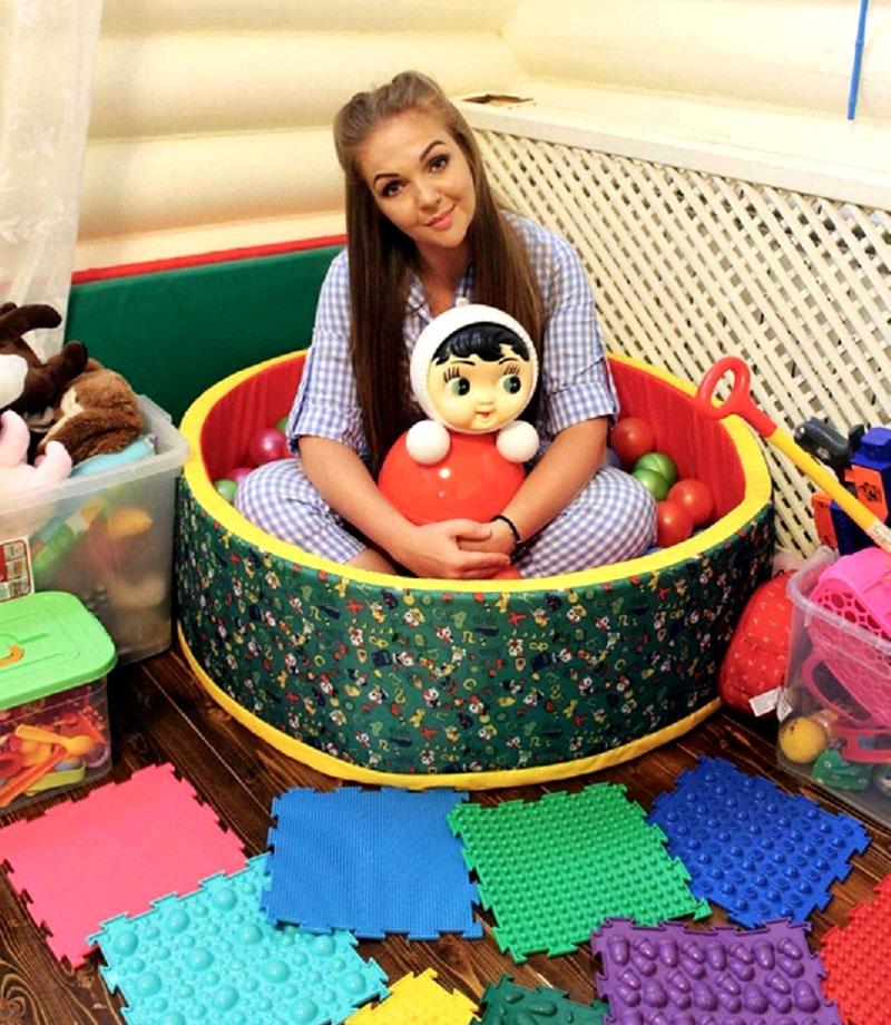 Особняк Марины Девятовой: как свить уютное гнёздышко на даче