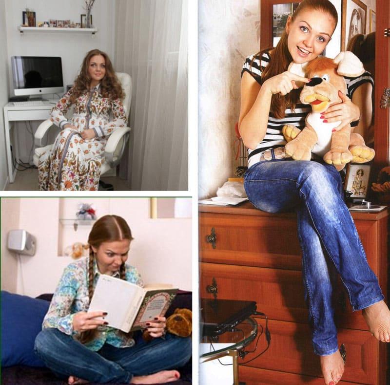 ФОТО: fashion-int.ru Рабочий кабинет Марины Девятовой