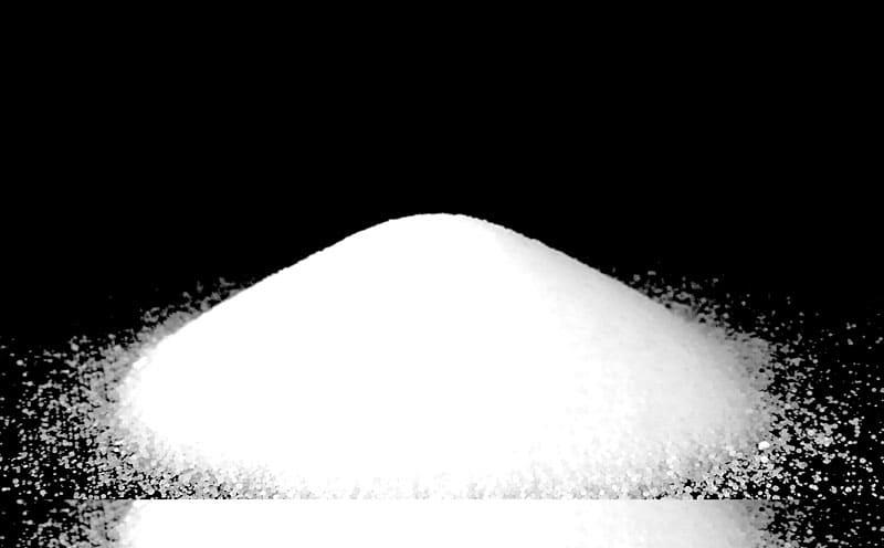 ФОТО: rossalt.ru Пищевая соль отличается меньшими размерами и большим количеством мусора