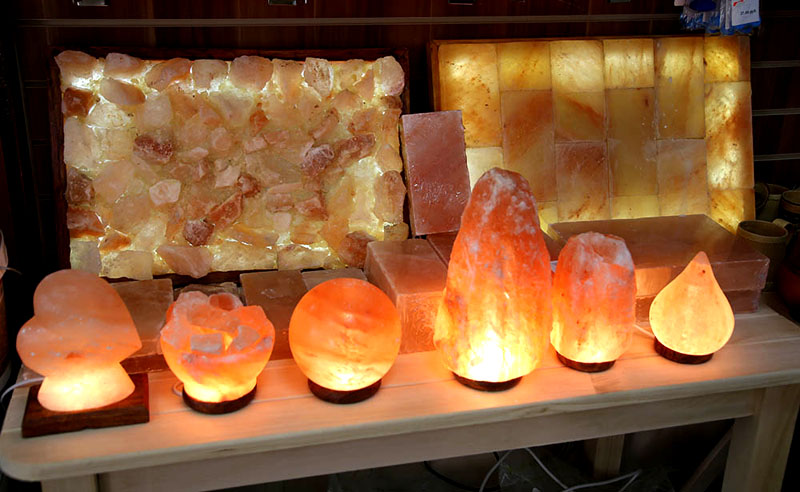 Солевая лампа: польза и вред