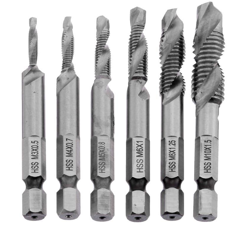 На любом режущем инструменте имеется маркировка, указывающая на тип стали и использованные добавки