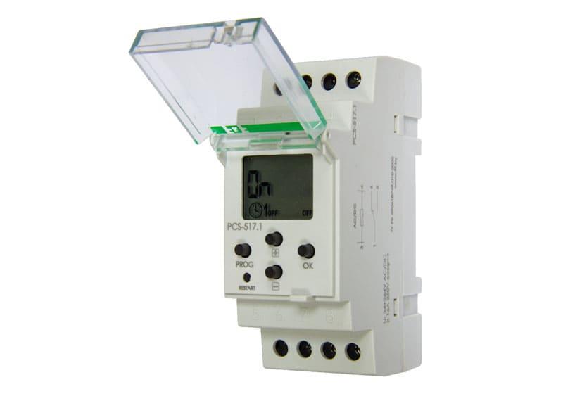 ФОТО: cdek.market Простой по типу, но сложный по установке таймер монтируется непосредственно в электрическую цепь