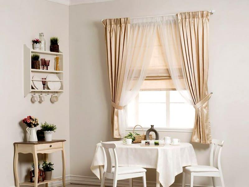 Короткие шторы лучше и безопаснее