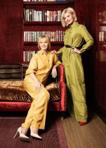 Цветовая галлюцинация роскошного французского дома Валерии и Иосифа Пригожина