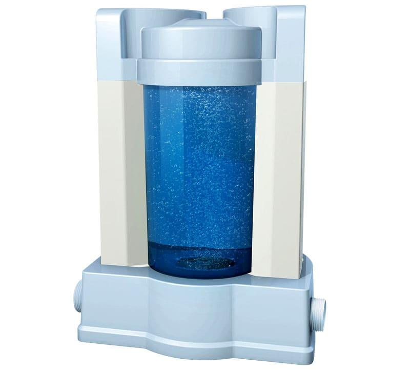 Озонатор для очистки водоёма