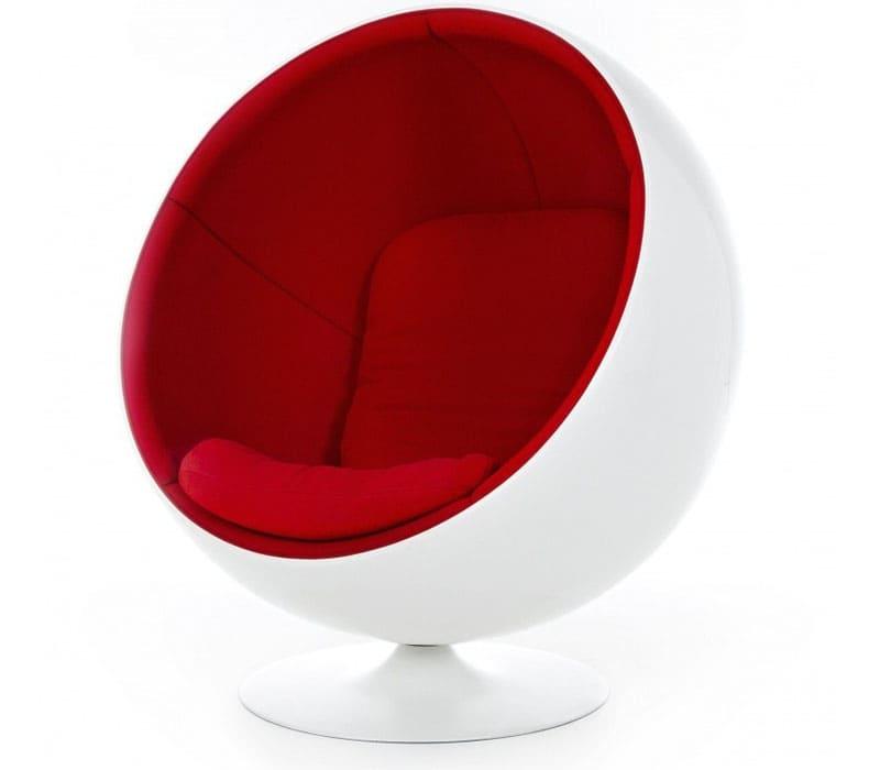 Называется модель Ball Chair