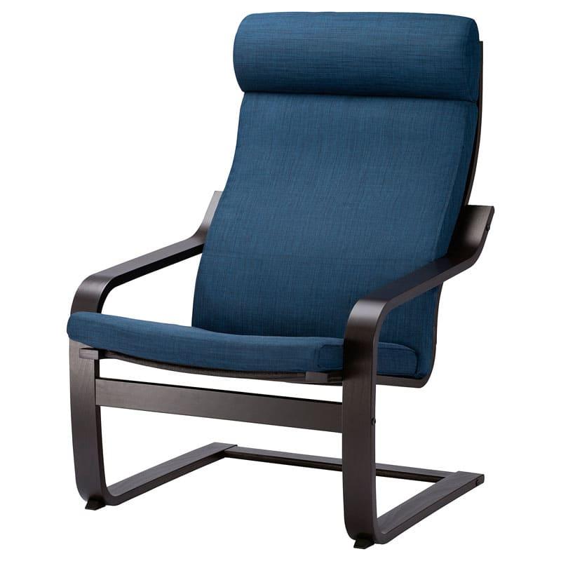 Оригинально выглядит такое стильное креслице