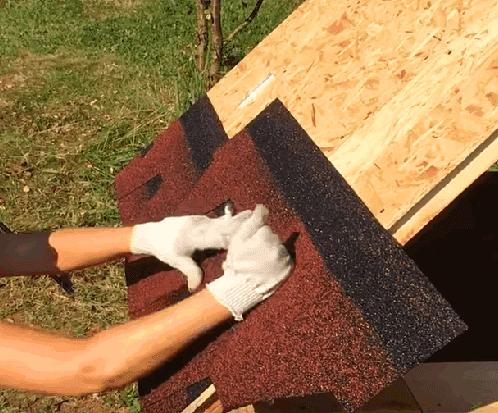 И вода чистая, и двор красивый: крышка для колодца своими руками