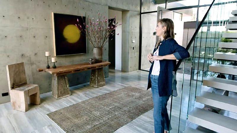 Впечатляющий калифорнийский особняк Марии Шараповой