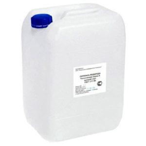 Перекись водорода: лучший санитар для бассейна