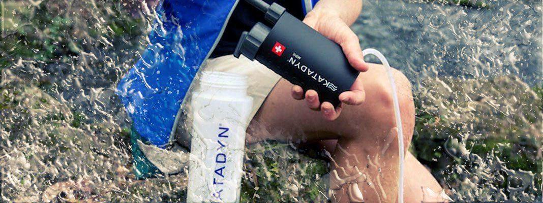 Приспособления от AliExpress для очистки воды на даче