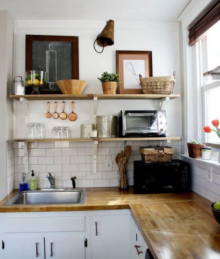 рецепт приготовления кухни с полками вместо навесных шкафов фото сегодня каждый может