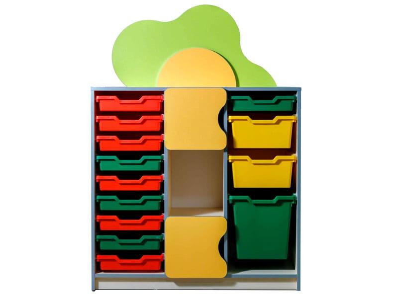 Маленькие ящики созданы для мелочей, памятных детскому сердцу вещичек