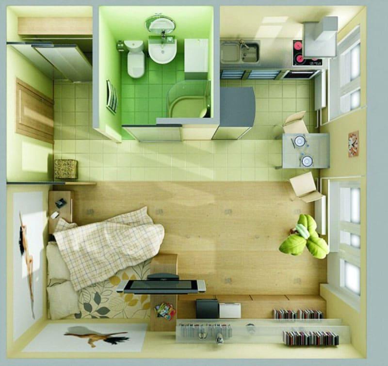 Топ-7 идей от AliExpress для увеличения пространства маленькой квартиры
